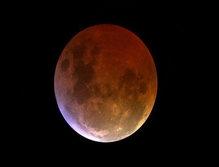 ماه گرفتگی زمستانی در نخستین روز بهمن/ کدام شهرها ماه را نمی بینند؟