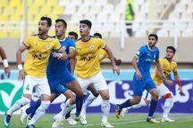 تیم نفت مسجدسلیمان برابر سپاهان یک بازیکن غایب دارد