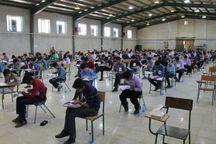 آزمون ورود به مدارس استعدادهای درخشان در گیلان برگزار شد