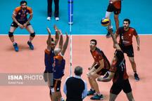 والیبال شهرداری ارومیه در اولین هفته لیگ برتر والیبال کشور میزبان پیکان تهران می شود