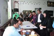 مشارکت 81 درصدی مردم پارس آباد مغان در انتخابات