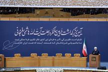 روحانی:  بعد از رحلت امام آن کسی که موضوع رهبری را جمع کرد و توانست مجلس خبرگان را به یک نظر نهایی برساند، هاشمی بود/ کمتر از دو سال آینده تحریم نظامی ایران به طور کامل برداشته می شود و این جزو آثار  برجام و ۲۲۳۱ است