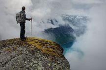 کوهنوردان مفقود شده در ارتفاعات طالقان نجات یافتند