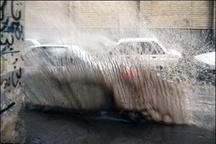 امدادرسانی به 165 حادثهدیده ناشی از سیل و آبگرفتگی در  اصفهان