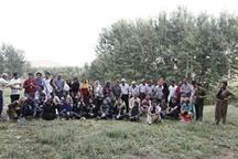 برگزاری هشتمین جشنواره نقاشی شهرستان سقز با حضور پرشور هنرمندان