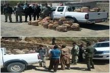 دستگیری صیادان کبک در مهاباد
