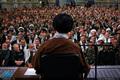 دیدار هزاران نفر از بسیجیان سراسر کشور با رهبر معظم انقلاب