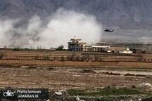 عکس/ چهار تروریست آمریکایی در حمله انتحاری در افغانستان کشته شدند