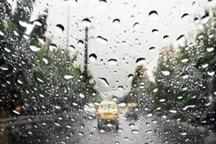 احتمال بارش باران در اغلب نقاط استان  آسمان تبریز، نیمه ابری