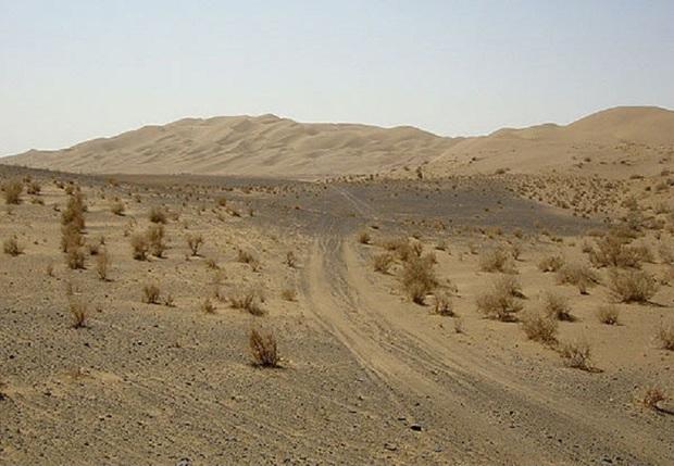 53 درصد مساحت خراسان جنوبی تحت تاثیر فرسایش بادی است