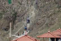 راه دسترسی کمپ گردشگری قره قشون بناب ساماندهی می شود