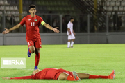 پیروزی فلسطین مقابل مالدیو در بازی تشریفاتی