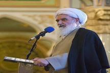 دعوت امام جمعه کرمانشاه از مردم برای شرکت در راهپیمایی روز جهانی قدس