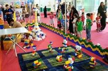 افتتاح نمایشگاه استانی مادر، نوزاد، کودک و نوجوان در شهرکرد