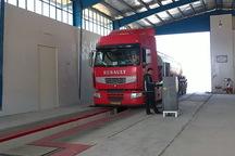950 خودرو سنگین هر هفته در آذربایجان غربی معاینه فنی می شود