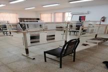 نخستین کارگاه چوقابافی در شوشتر راه اندازی شد