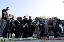بزرگداشت ایراندخت میرهادی در روز همدان
