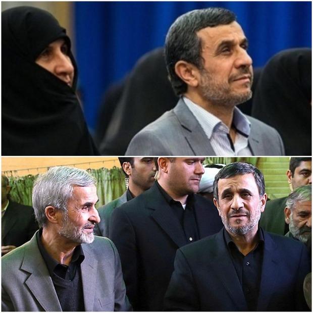 ثبت نام دو عضو خانواده احمدینژاد در انتخابات مجلس
