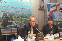 80 درصد بیسوادان در چهار شهرستان استان اردبیل پراکنده اند