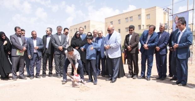 ساخت نخستین مدرسه  اوتیسم در شهر یزد آغاز شد