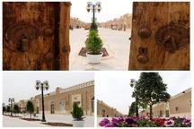 نخستین گذر فرهنگ و هنر کشور در یزد افتتاح شد