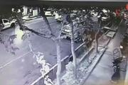 اولین فیلم از حادثه تیراندازی در ماشین نماینده اصفهان در مجلس
