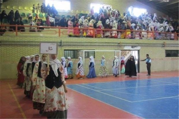 جشنواره فرهنگی  ورزشی 'کندیمیز' در اردبیل برگزار شد