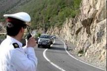 آخرین وضعیت جادههای مواصلاتی مازندران ترافیک سنگین در محدوده مرزن آباد به کرج