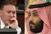 گفتوگوی پمپئو با بن سلمان درباره ایران و یمن
