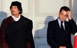 افشاگری تازه در مورد رابطه رئیس جمهور سابق فرانسه با دیکتاتور لیبی