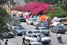 بیش از 900 هزار مسافران نوروزی 2 روز گذشته وارد مازندران شدند