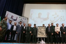 شهید آوینی چشم انداز جدیدی از هنر انقلاب را به جامعه ارائه کرد