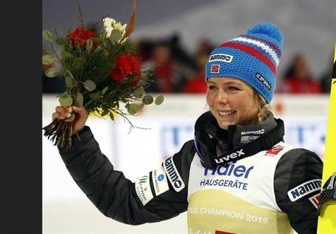 قهرمان اسکی المپیک در نروژ ضربه مغزی شد