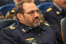 فرمانده نیروی هوایی ارتش: نیروی هوایی از آمادگی مطلوبی برخوردار است