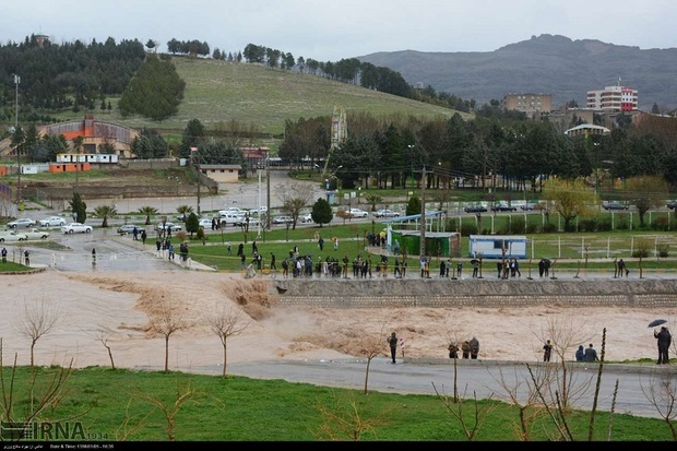 توصیه های هلال احمر در باره زمان وقوع سیلاب