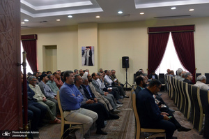 تجدید میثاق مسئولان و فعالان موسسات و تشکل های مردمی قرآن و عترت سراسر کشور با آرمان های حضرت امام(س)