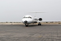 فرود اضطراری پرواز ماهان در فرودگاه زاهدان