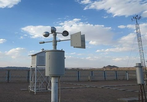 تولید ۱۴ قلم تجهیزات هواشناسی توسط شرکت های دانش بنیان
