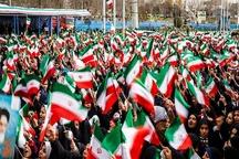 راهپیمایی باشکوه 22 بهمن پاسخی به تفرقه افکنان بود