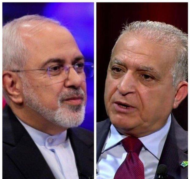 عذرخواهی وزیر خارجه عراق در پی تعرض به سرکنسولگری ایران در نجف