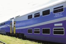 قطار مشهد - آزادور دوباره راه اندازی شد