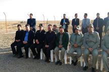 راه اندازی پایشگاه منطقه شکار و تیراندازی ممنوع دشت الله آباد