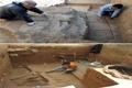 کشف ساختارهای معماری دوران تاریخی و اسلامی در تپه کوشکله سقز