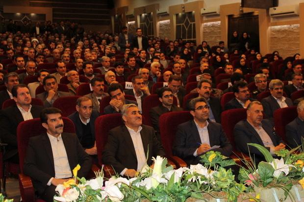 رئیس سازمان جهاد کشاورزی استان کرمانشاه معرفی شد