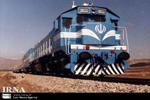 مسیر خط آهن جنوب - تهران بازگشایی شد