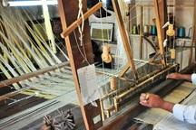 هنر بافت چادرشب در اردستان احیا شد