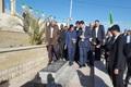 وزیر صنعت، معدن و تجارت به مقام شهدای شهربابک ادای احترام کرد