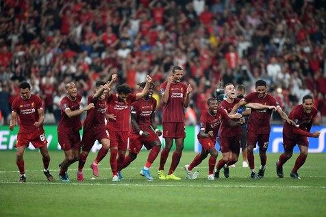 زنده شدن خاطره خوش استانبول برای قرمزها/ قهرمانی لیورپول در سوپرکاپ اروپا