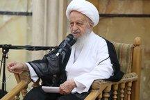 آیت الله مکارم شیرازی:راهپیمایی 22 بهمن وحدت آفرین بود همه از اختلاف بپرهیزند