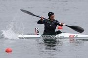 پرافتخارترین قایقران همدانی به مسابقات آسیایی اعزام شد